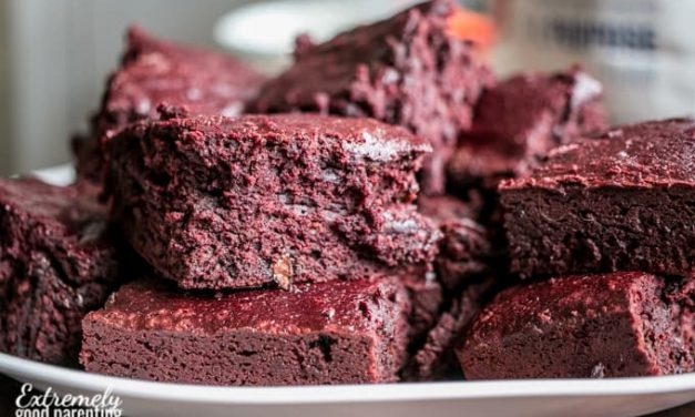 When life gives you beets, turn them into brownies. It's worth it.