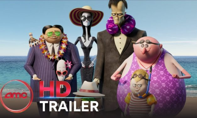 THE ADDAMS FAMILY 2–Trailer 2 (Oscar Isaac, Charlize Theron, Chloë Grace Moretz) | AMC Theatres 2021