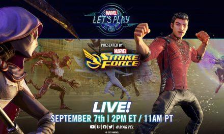 Marvel Studios' Shang-Chi Inspired Event   Marvel Strike Force LIVE!