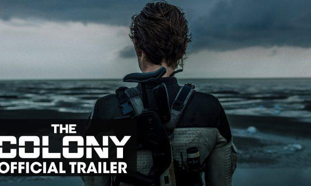 The Colony (2021 Movie) Official Trailer – Nora Arnezeder, Iain Glen, Sarah-Sofie Boussnina