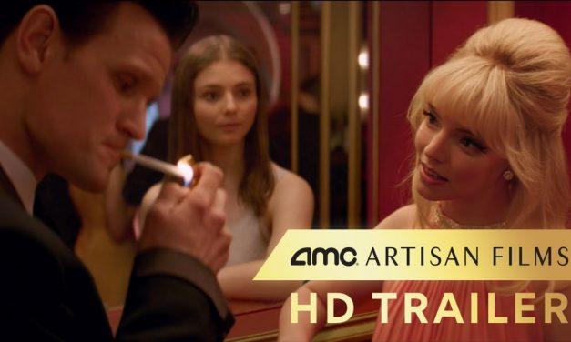 LAST NIGHT IN SOHO – Trailer (Anya Taylor-Joy, Thomasin Harcourt McKenzie) | AMC Theatres 2021
