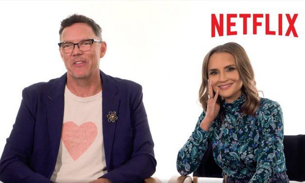 Rachael Leigh Cook & Matthew Lillard on high school, memories, and He's All That   Netflix