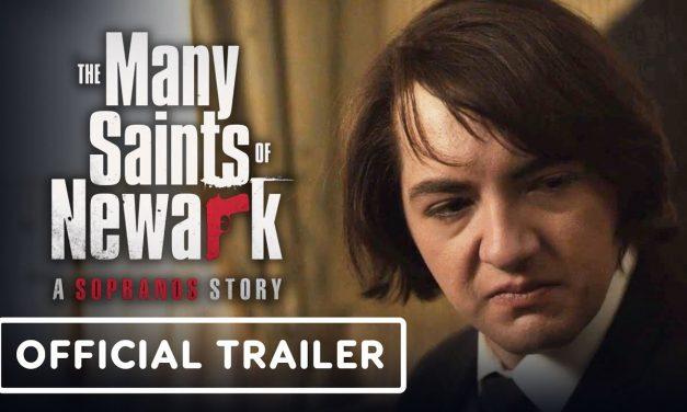 The Many Saints of Newark: A Sopranos Story – Official Trailer (2021) Jon Bernthal, Ray Liotta