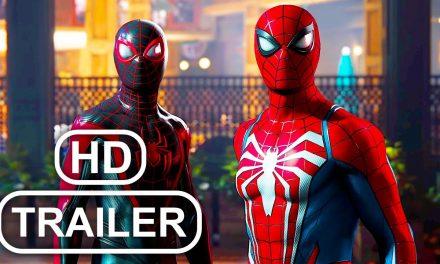 SPIDER-MAN VS VENOM Trailer NEW (2023) Marvel Superhero 4K ULTRA HD