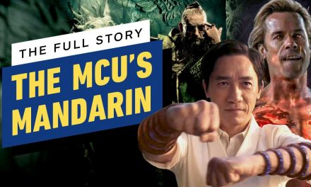 Shang-Chi: The Full Story of the MCU's Mandarin