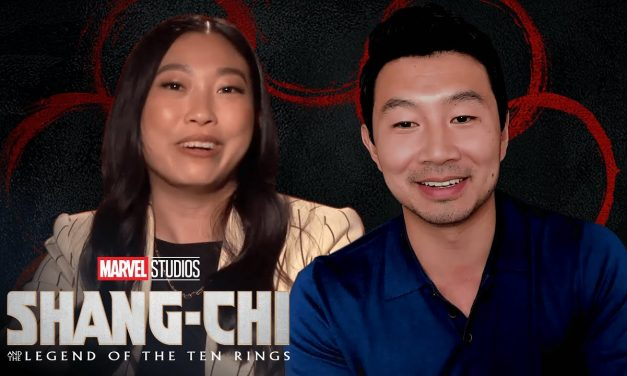 How to be a Super Hero with Simu Liu, Awkwafina & Meng'er Zhang | Ask Marvel