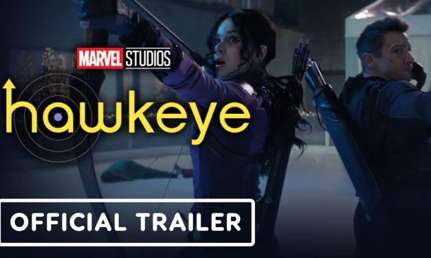Marvel Studios' Hawkeye – Official Trailer (2021) Jeremy Renner, Hailee Steinfeld