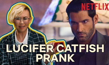 Would You Fall For A Lucifer Catfish? | Flirting With The Enemy – Netflix