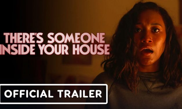 Netflix's There's Someone Inside Your House – Official Trailer (2021) Sydney Park, Théodore Pellerin
