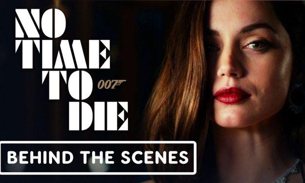 No Time To Die – Official New Agents Featurette (2021) Lashana Lynch, Ana  de Armas