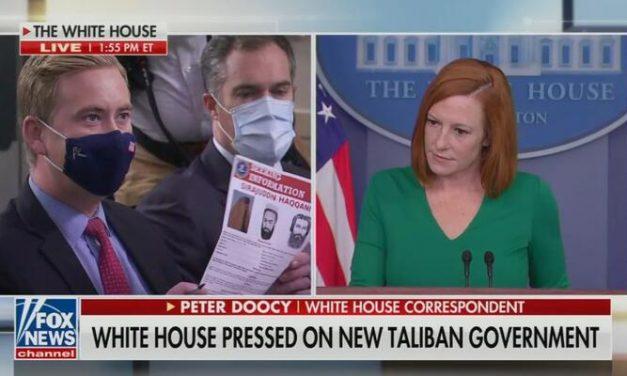 Doocy Goes HARD After Team Biden on Covid Origins, Praising the Taliban
