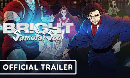 Bright: Samurai Soul – Official Trailer (2021) Simu Liu, Fred Mancuso