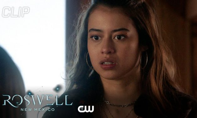 Roswell, New Mexico | Season 3 Episode 8 | Rosa's Help Scene | The CW