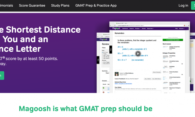 List Of Top 6 Best GMAT Prep Courses 2021 (100% Working)