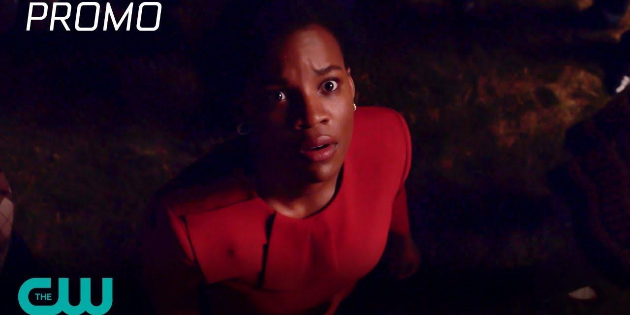 4400   Returned: Shanice Promo   The CW