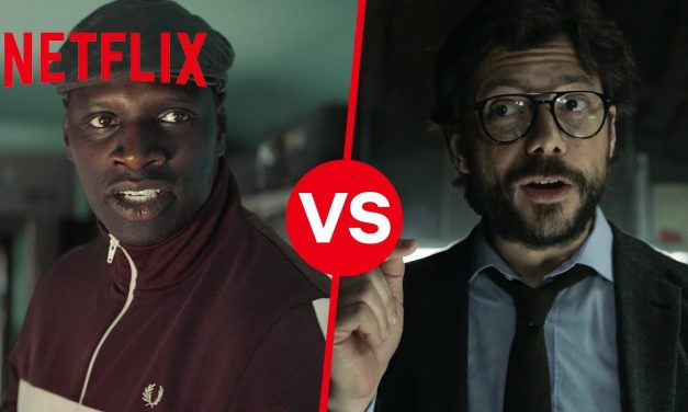 Who's The Better Thief? | Lupin vs Money Heist | Netflix