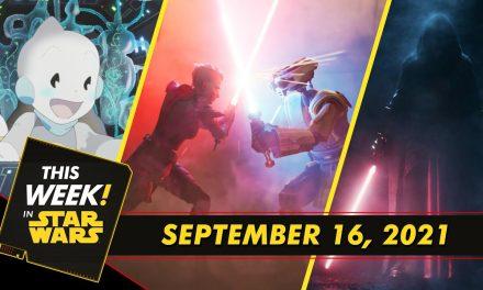 Star Wars: Hunters Trailer, Art of The Mandalorian Season 2, and More!