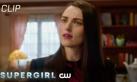 Supergirl | Season 6 Episode 11 | You Need To Go Scene | The CW