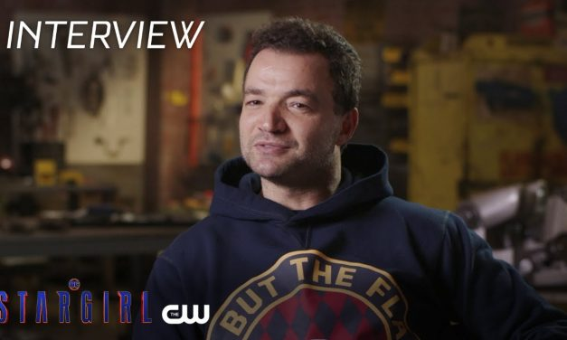 DC's Stargirl | Nick Tarabay – The Voice Inside | The CW
