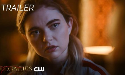 Legacies   We're Only Going To Die   Season 4 Trailer   The CW