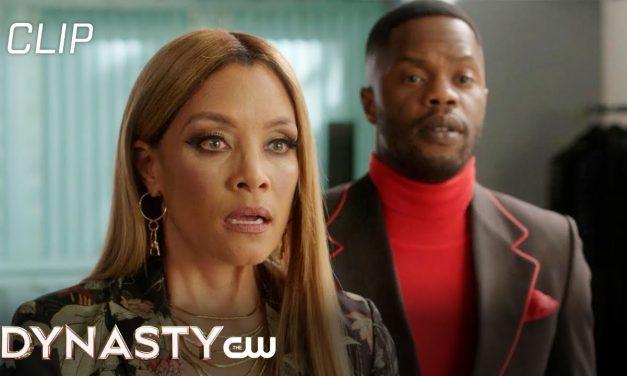 Dynasty | Season 4 Episode 19 | My Ex Scene | The CW