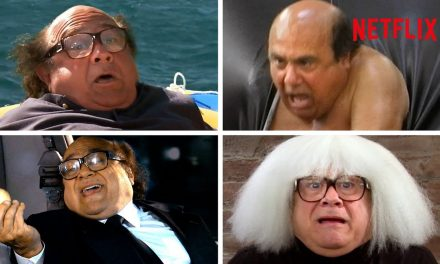 Danny DeVito's Top 10 Most Iconic Moments In It's Always Sunny in Philadelphia | Netflix
