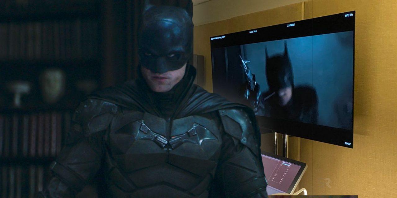 The Batman BTS Image Reveals New Look At Grappling Hook