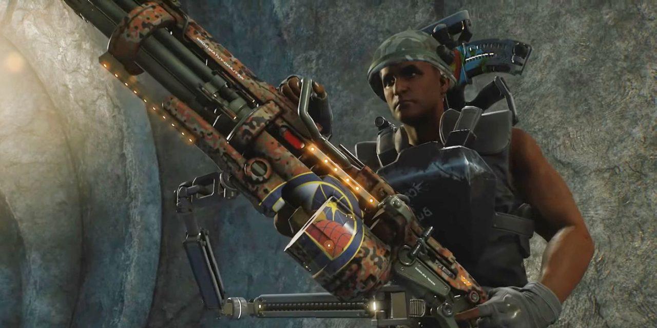 Aliens: Fireteam Elite's Season 1: Phalanx Class Kit & New Weapons