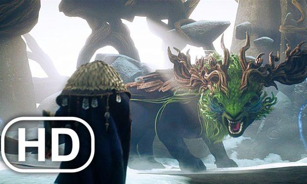 KENA BRIDGE OF SPIRITS Ending & Final Boss Fight 4K ULTRA HD