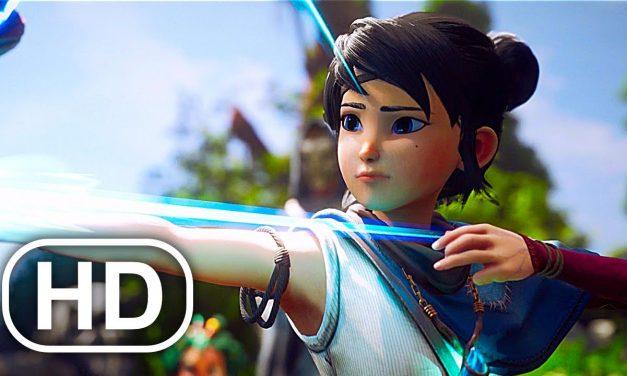 KENA BRIDGE OF SPIRITS Full Movie Animation (2021) 4K ULTRA HD