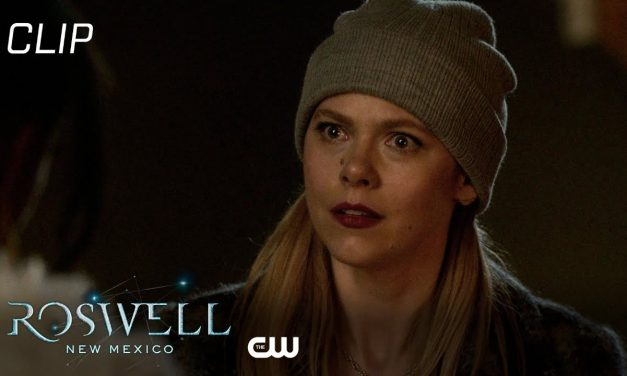Roswell, New Mexico | Season 3 Episode 9 | Found Journal Scene | The CW