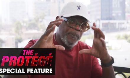 "The Protégé (2021 Movie) Special Feature ""Jackson on Campbell"" – Samuel L. Jackson, Martin Campbell"