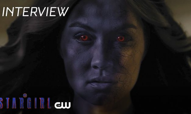 DC's Stargirl | Meg Delacy – Eclipsed | The CW