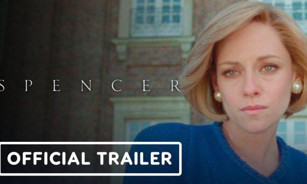 Spencer – Official Trailer (2021) Kristen Stewart, Jack Farthing, Sally Hawkins, Timothy Spall