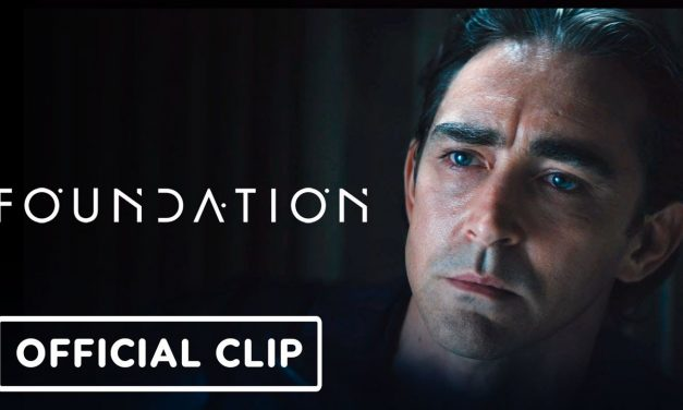 Foundation: Official Clip (2021) Jared Harris, Lee Pace,