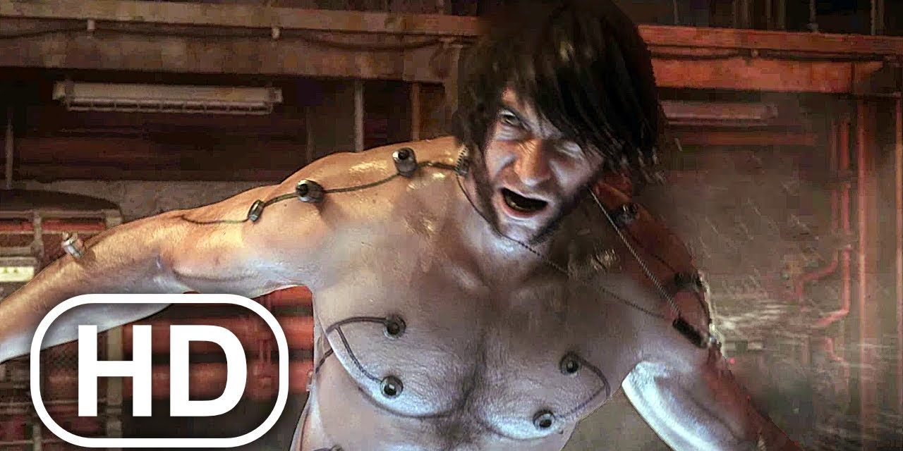 X-Men Wolverine Gets NEW Adamantium SUPER POWERS Scene 4K ULTRA HD