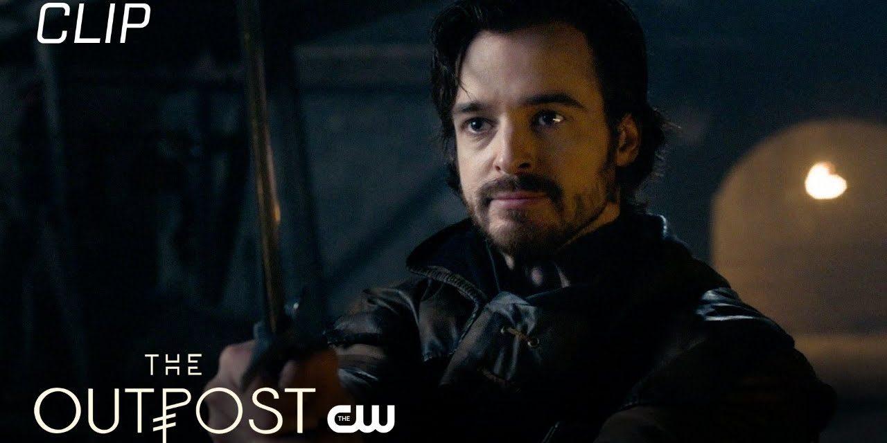 The Outpost | Season 4 Episode 11 | Janzo's Friend Scene | The CW