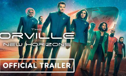 The Orville: New Horizons – Official Teaser Trailer