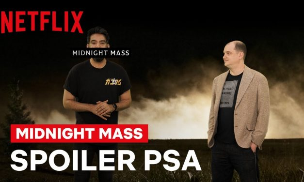 Mike Flanagan and Rahul Kohli Spoil All of Midnight Mass (Kind Of) | Netflix Geeked