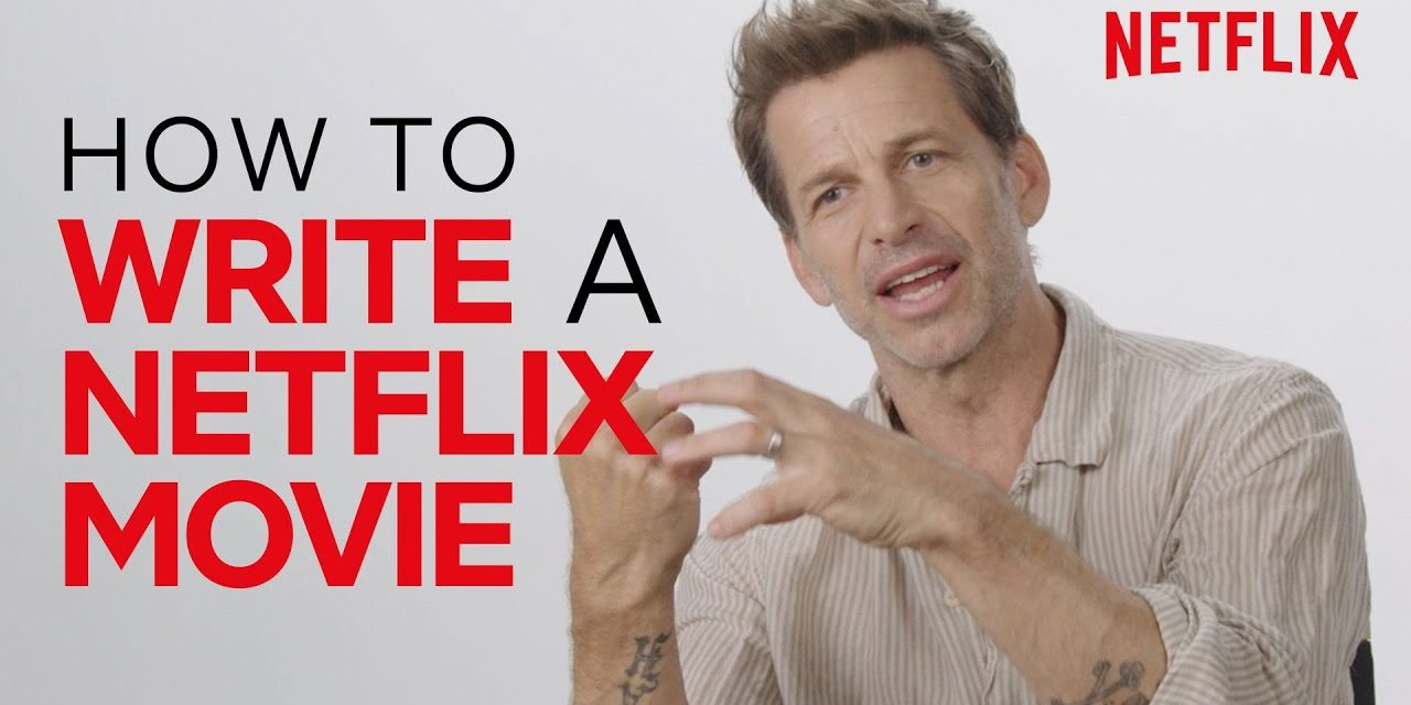 How To Tell A Story – Netflix Writers Share Their Secrets