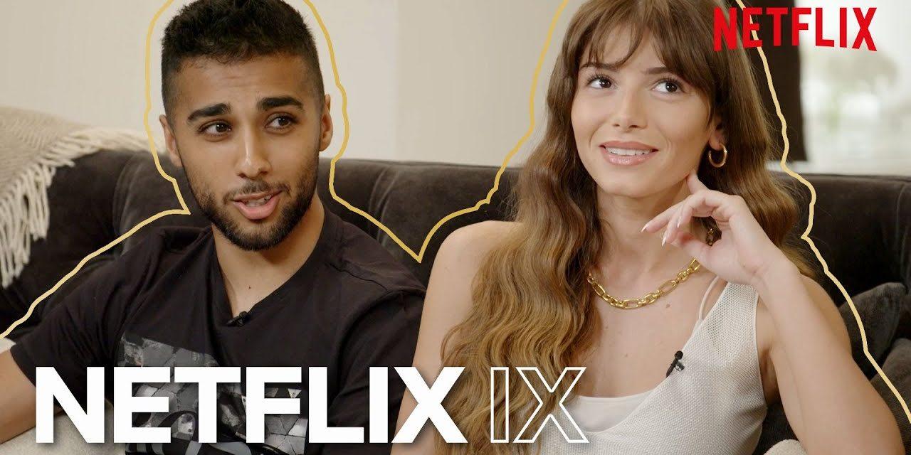 Do Mimi Keene and Chaneil Kular Think Ruby & Otis Should Be Endgame?   Netflix IX
