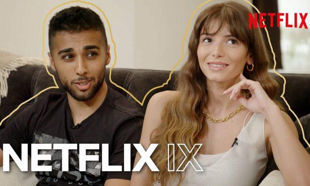 Do Mimi Keene and Chaneil Kular Think Ruby & Otis Should Be Endgame? | Netflix IX
