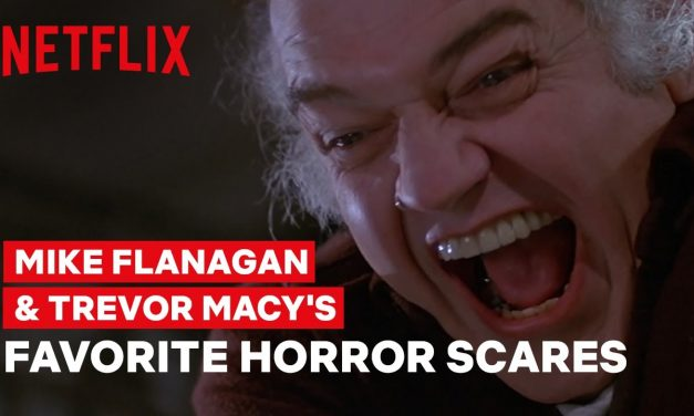 The Best Horror Scares EVER (According to Two Horror Masters)   Netflix Geeked