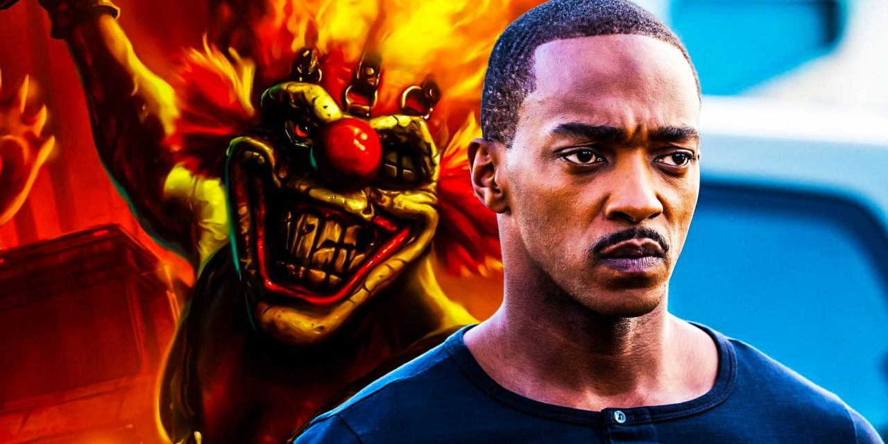 Who Is John Doe? Anthony Mackie's Twisted Metal Character Explained
