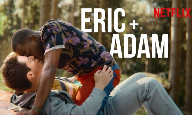 Adam and Eric's Story | Sex Education (Part 1-3) | Netflix