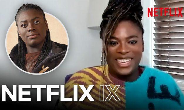 """I Still Get Goosebumps"" Chinenye Ezeudu On Playing Viv In Sex Education | Netflix IV"