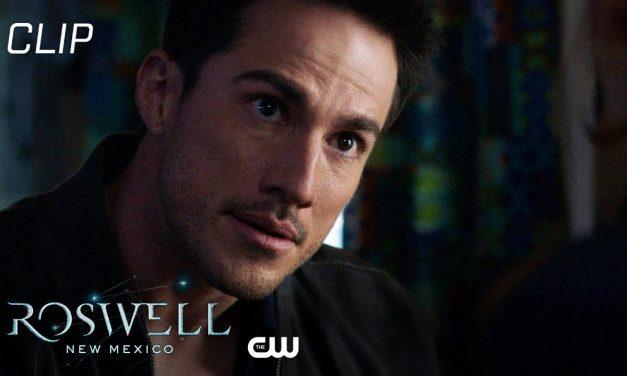 Roswell, New Mexico | Season 3 Episode 10 | Religion World Scene | The CW