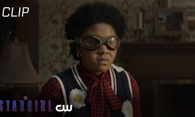 DC's Stargirl | Season 2 Episode 8 | Beth Speaks To Dr. McNider Scene | The CW