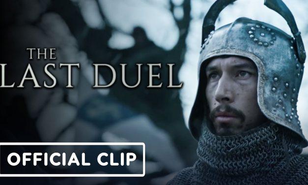 The Last Duel – Official Opening Scene Clip (2021) Matt Damon, Adam Driver, Jodie Comer