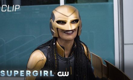 Supergirl   Season 6 Episode 14   How Did The Home-Check Go? Scene   The CW